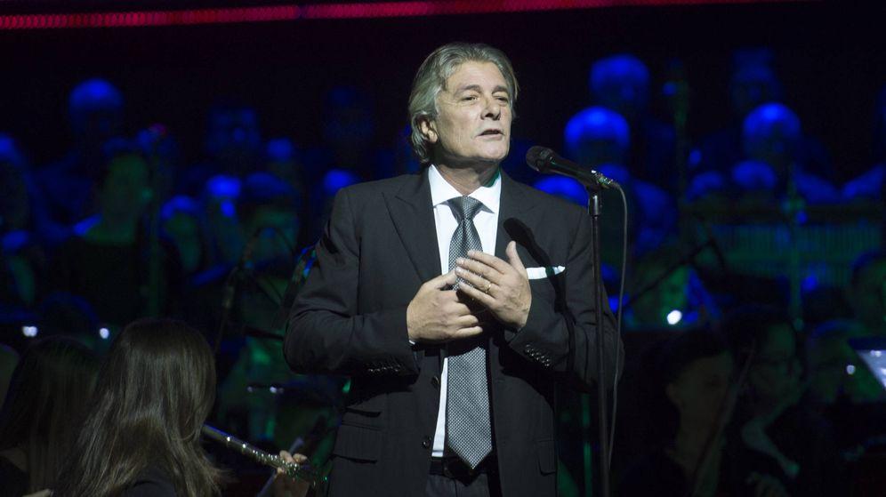 Foto: El cantante Francisco. (Gtres)