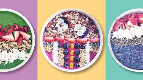 Smoothie bowl: el desayuno de moda
