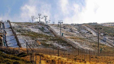 Estaciones de esquí vacías por falta de nieve y altas temperaturas