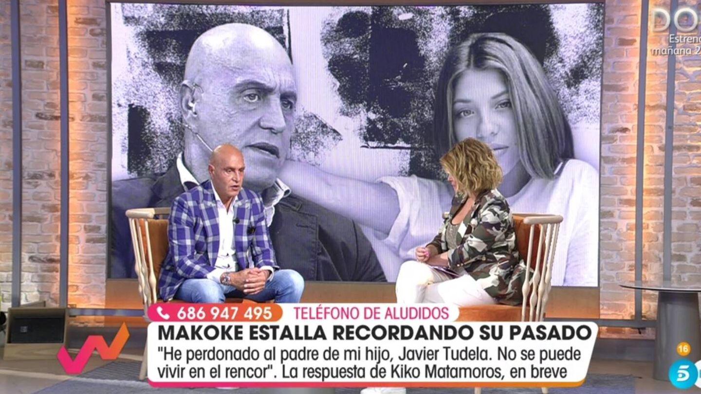 Kiko Matamoros y Toñi Moreno. (Telecinco).