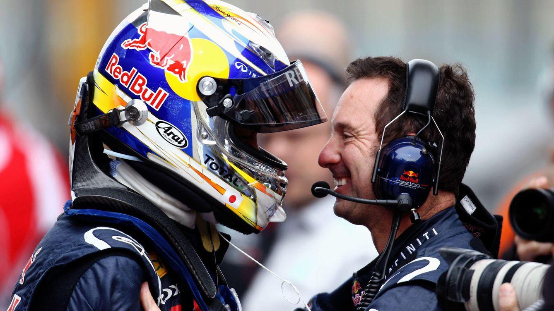 El jefe de mecánicos de Red Bull, de la Fórmula 1 al coche eléctrico