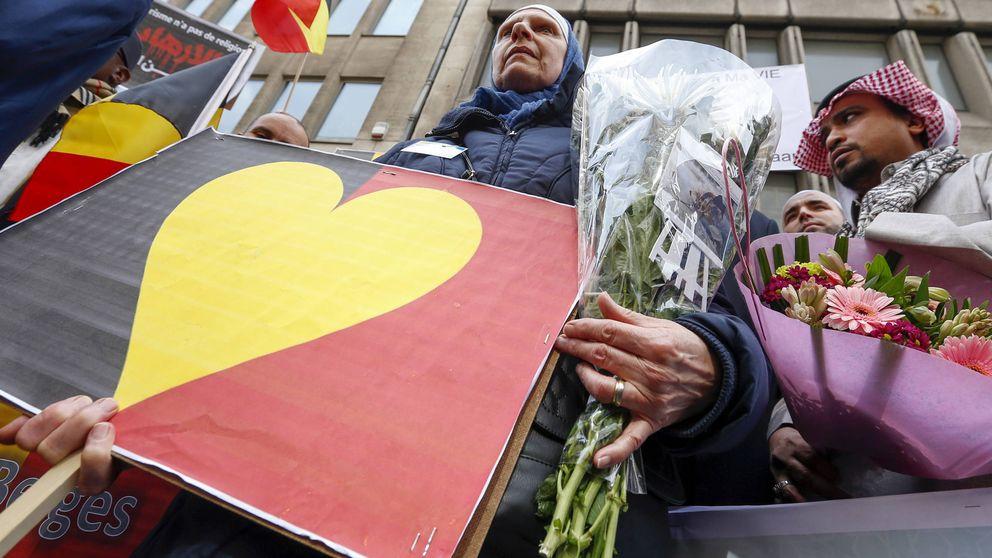 Chiíes y suníes trasladan su conflicto a las calles de Bruselas