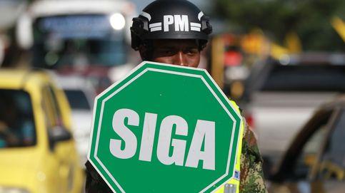 Operativo de seguridad en colombia