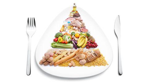 Hemos demolido la pirámide nutricional. ¿Cómo hay que comer ahora?
