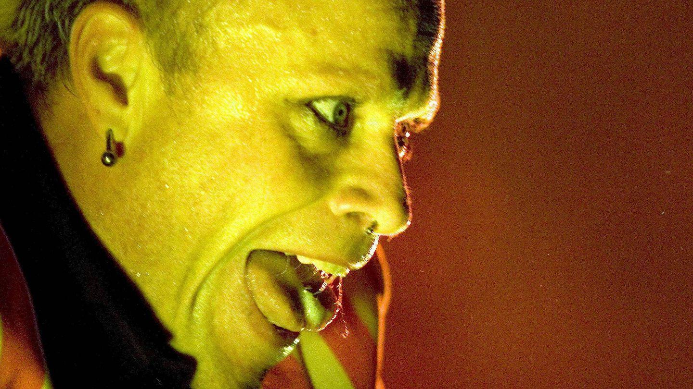 El cantante de la banda británica 'The Prodigy', Keith Flint. (Efe)