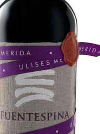 Un mágnum de Fuentespina vestido por la maestría de Ulises Mérida
