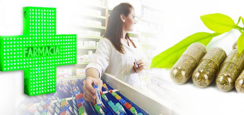 Foto: La homeopatía ha encontrado en las farmacias su principal aliado.