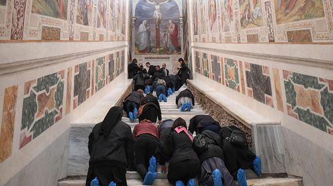 ¿Subió realmente Jesús de Nazaret los 28 escalones de la 'Santa Scala' de Roma?