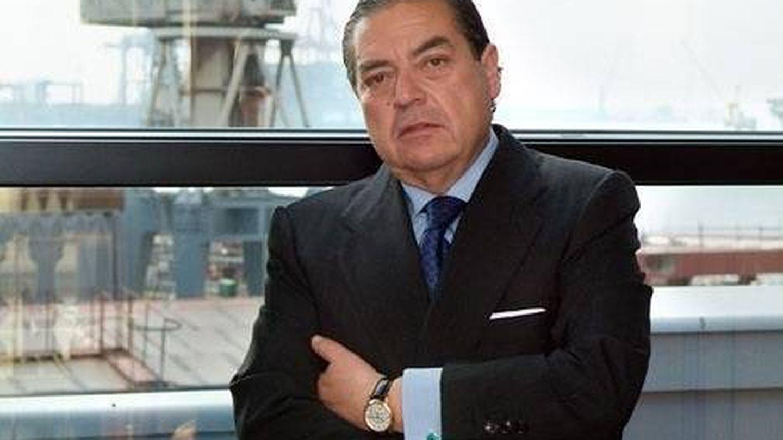El empresario Vicente Boluda. (Cordon Press)