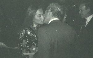 La historia de amor de Isabel Preysler y Miguel Boyer, en imágenes