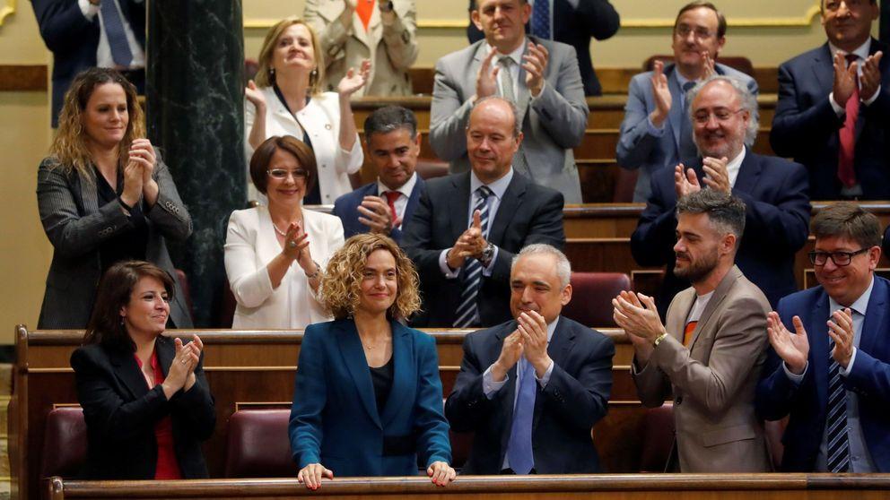 Batet, nueva presidenta del Congreso: La democracia no son gritos ni falta de respeto