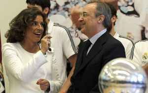 La dirección El PP recela del 'pacto  de la basura' con Florentino Pérez