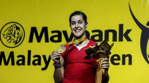 Carolina Marín hace viral al bádminton en su lucha por ser la número uno del mundo