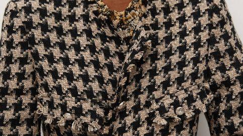 Mango Outlet rebaja la chaqueta de tweed que triunfa cada otoño