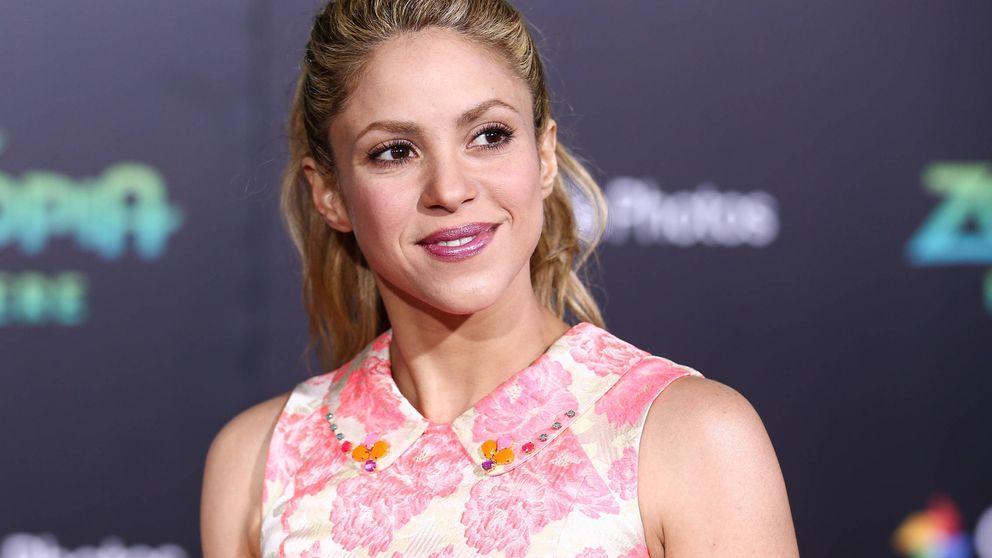 La foto de Shakira que está reventando Twitter