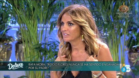 ¿Quiso traicionar Rocío Flores a su madre?: Marta mete la pata en el 'Deluxe'
