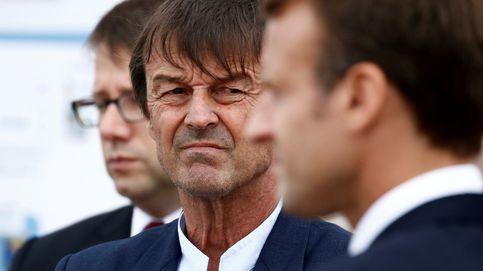 Dimisión (sorpresa) en la radio de un ministro de Macron en su hora más baja