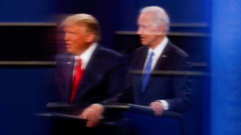 Donald Trump y Joe Biden: ¿hombre rico, hombre pobre?