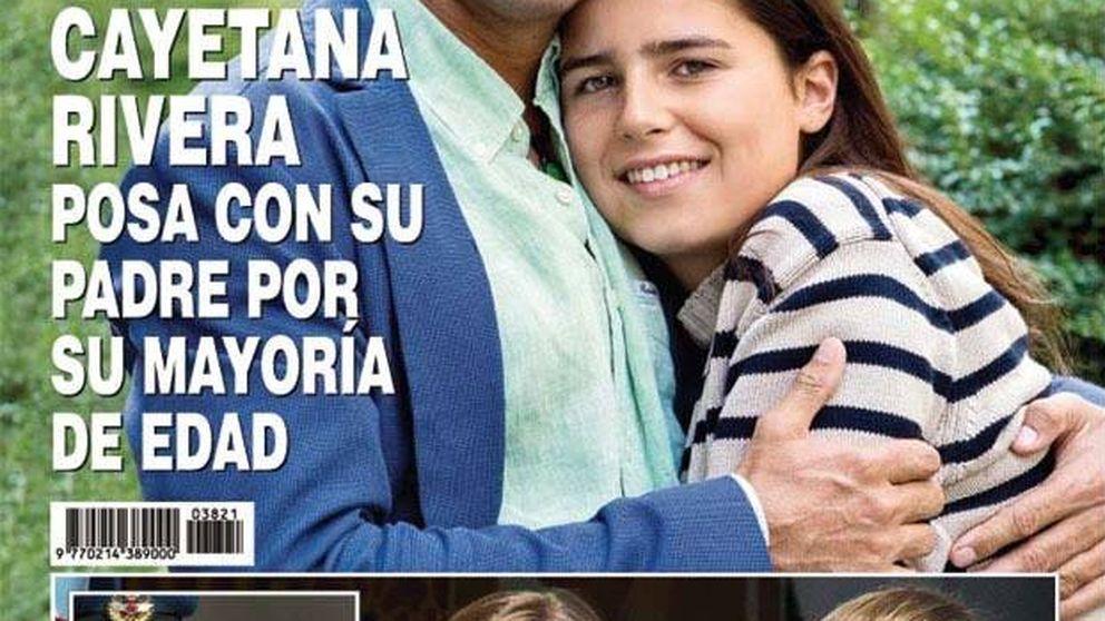 Kiosco rosa: los 18 de Tana Rivera junto a su padre, la reina Letizia y sus hijas en la Hispanidad y el culebrón Ares-Bustavarría