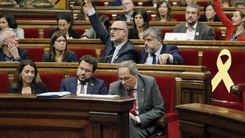 La CUP no garantiza ratificar a Torra en el Parlament porque ve al Govern agotado