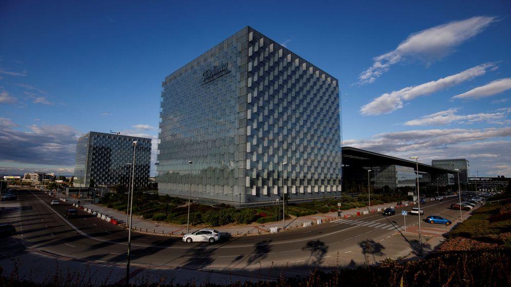 Foto: La sede de Telefónica en Madrid. (Reuters)