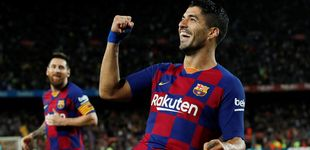 Post de La encrucijada de Luis Suárez: ¿hay un recambio para el 9 del Barça?