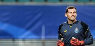 Post de Se repite la historia de Mourinho: una suplencia de Iker desata una tormenta