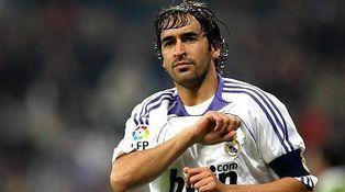 A Raúl también le 'tocan las pelotas' con que no es madridista