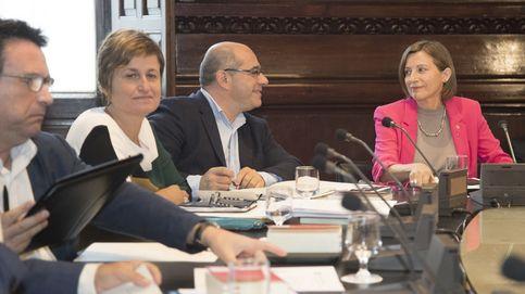 Los letrados del Parlamento catalán avisaron a Forcadell de que desobedecía al TC