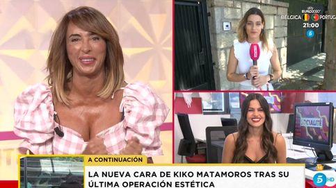 Patiño enseña la nueva cara de Kiko Matamoros y pone precio a su operación