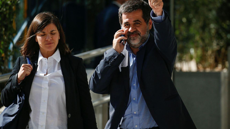 Puigdemont pacta que Jordi Sànchez le releve al frente del independentismo catalán
