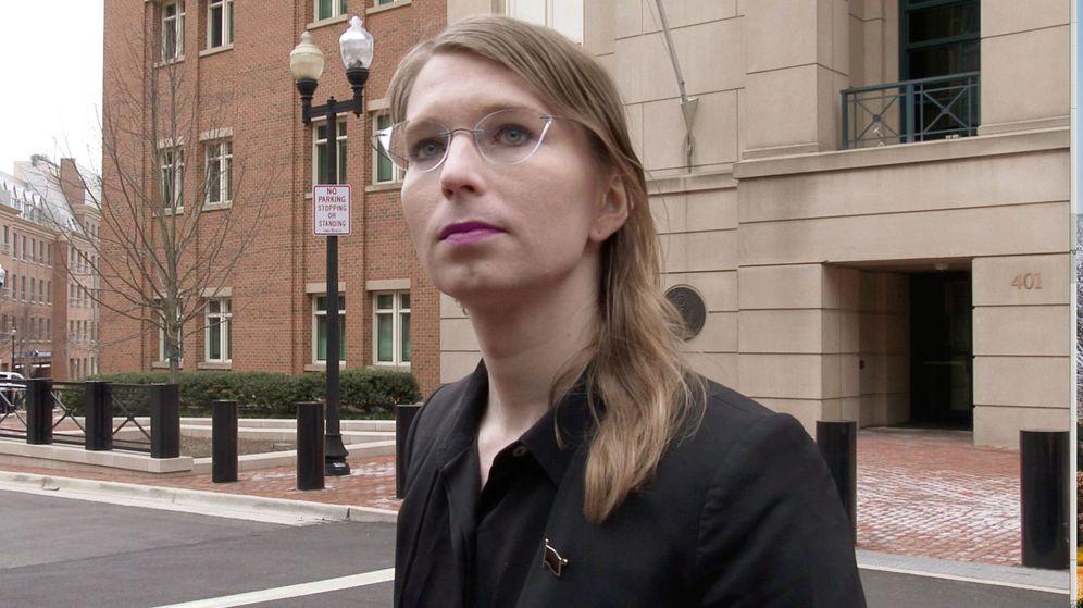 Foto: Chelsea Manning. (Reuters)