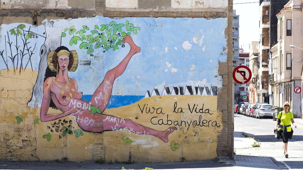 Foto: El Cabañal, un año después del cambio político en Valencia