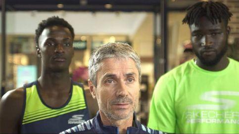 Las artimañas de Martín Fiz para ganar la 'Skechers Performance North Vs.  South'