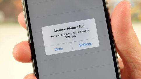 Trucos para liberar espacio en tu iPhone (mientras Apple mantenga los 16 GB)