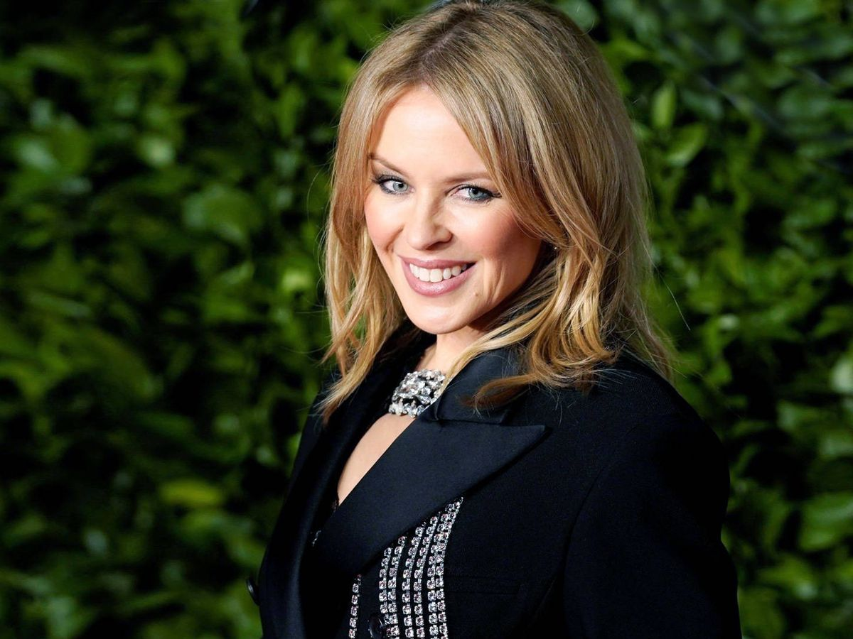 Foto: Kylie Minogue, seguidora de la dieta Montignac para adelgazar. (EFE)