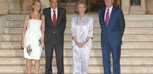Post de Cuando el duelo de estilo en Marivent se medía entre doña Sofía y Sonsoles Espinosa