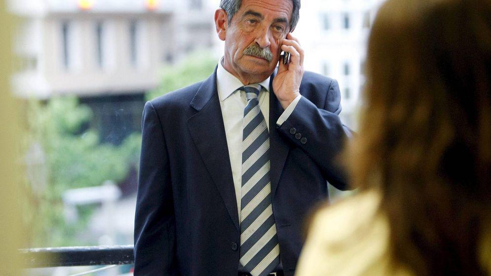 Foto: El presidente de Cantabria, Miguel Ángel Revilla, en una foto de archivo. (EFE)