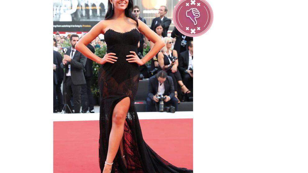 De Georgina Rodríguez a Naomi Watts: las mejor y peor vestidas del Festival de Venecia