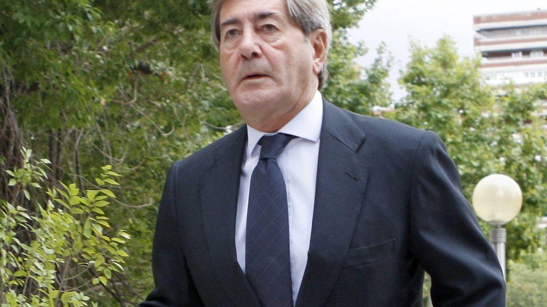 Alfonso Cortina, en una imagen de archivo. (EFE)