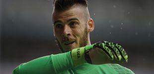 Post de De Gea comienza a dudar si el Madrid le quiere o si va (otra vez) de farol