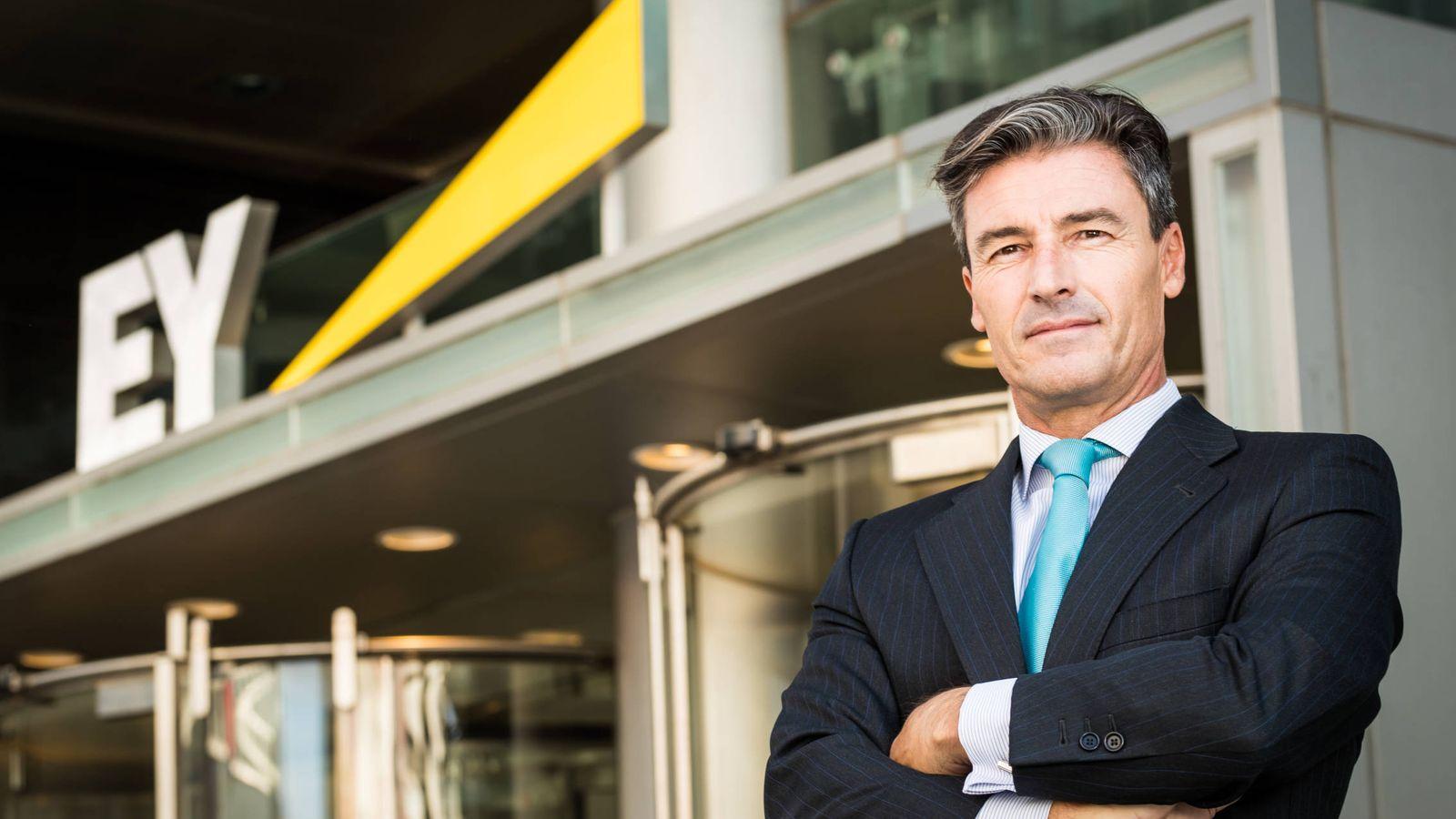 Foto: Federico Linares, nuevo presidente de EY. (Cedida)