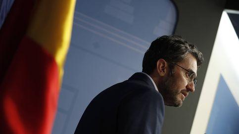 La reacción de 'Sálvame' tras la dimisión de Màxim Huerta