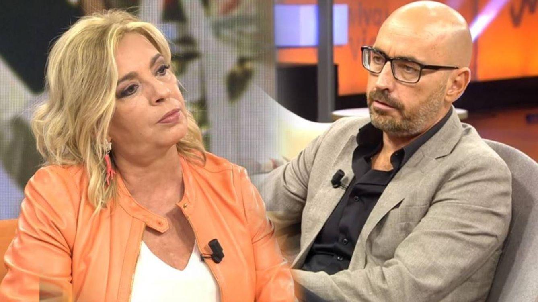 'Viva la vida': el 'palo' de Carmen Borrego a Diego Arrabal por meterse con María Teresa