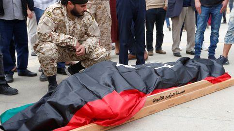 Nuevos combates en el sur de Trípoli elevan la cifra de víctimas a casi 250 muertos