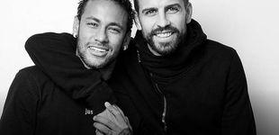Post de Piqué se estrena como periodista con Neymar: