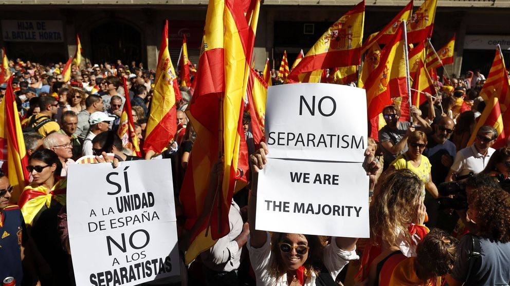 Saturación de Cataluña