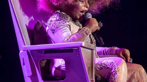 Elza Soares en el festival La Mar de Músicas