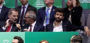 Post de La Copa Davis de Piqué o cuando unió Cataluña con España (Felipe VI incluido)