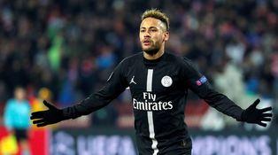 Neymar deja con las ganas a Tebas, Florentino... ¿y al vetado diario L'Equipe?